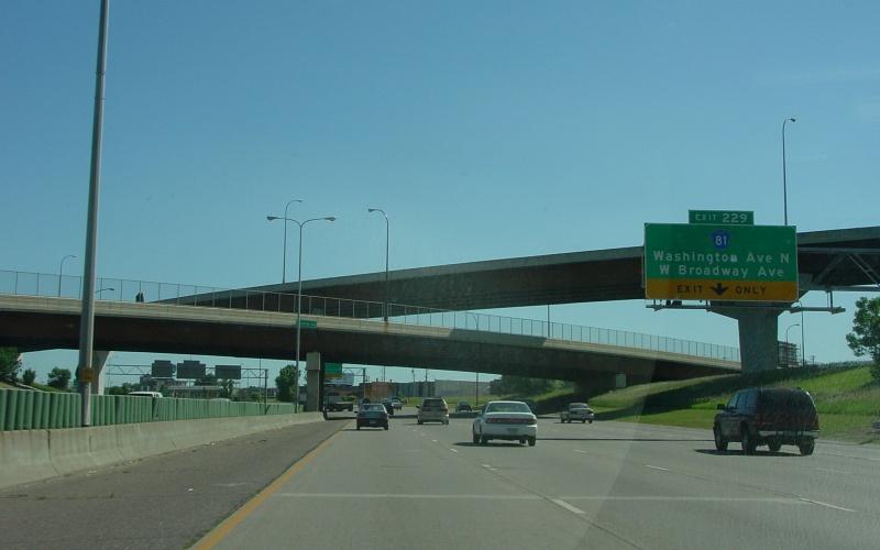 Interstate 94 in Minnesota